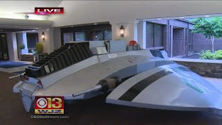 Zapętlaj People Are Talking: Shore Leave Sci-Fi Convention | WJZ