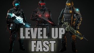 Sas 4 - Level Up Fast