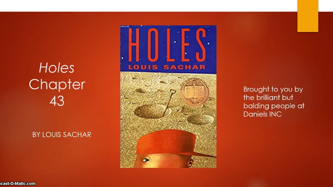 Holes Chapter 43 Youtube