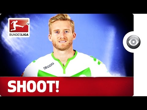 André Schürrle - Business Student & Pig's Stomach // Shoot!