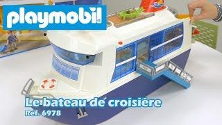 Playmobil 6978 : Le bateau de croisière (Family Fun)