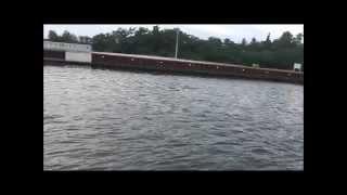 Magdeburg water bridge(Водный мост в Магдебурге. Подробнее здесь http://video-tur.ru/vodniy-most/, 2013-07-10T16:27:56.000Z)