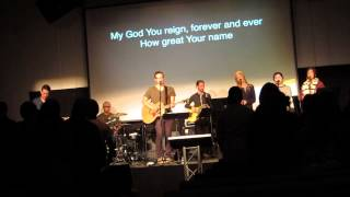 Glorious - The Well Oc Worship Band (live)