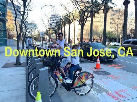 Downtown San Jose Walking Tour