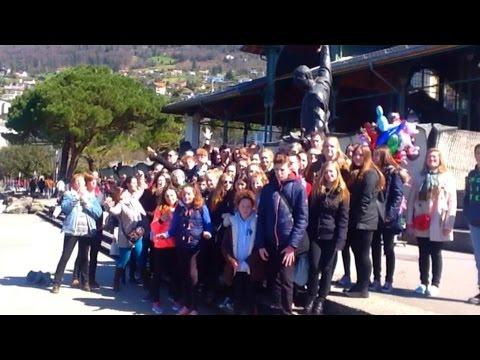 Hayes School Music Tour Geneva 2015 - Somebody To Love