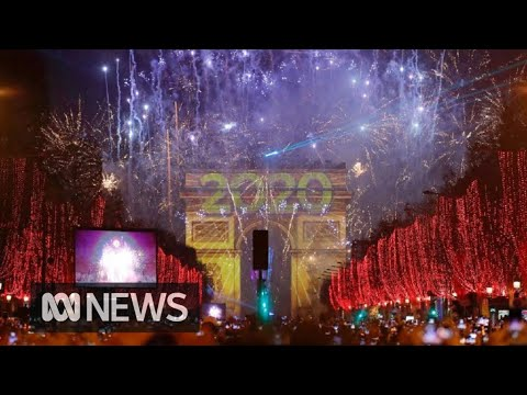Revellers ring in 2020 around the world | ABC News