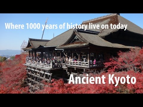 World Heritage Japan_Historic Monuments of Ancient Kyoto