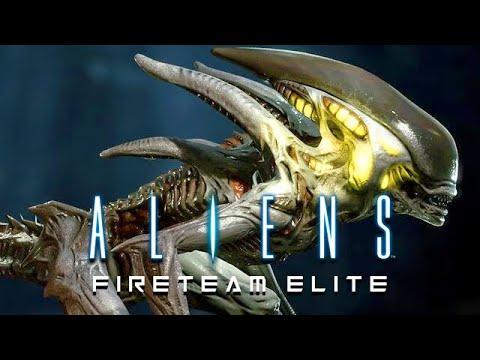 Aliens Fireteam Elite Gameplay Deutsch #01 - Neue abartige Xenomorph