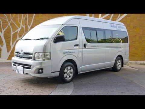 Thailand Transfers - Oriental Escape's Executive Van