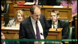 Address in Reply Debate - 21st December, 2011 - Part 3