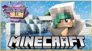 Why Is It SO COLD?! - Minecraft Harmony Hollow SMP S5 - Ep.3
