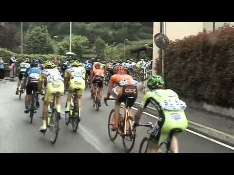 Giro del Trentino 2014: stage2 video-summary