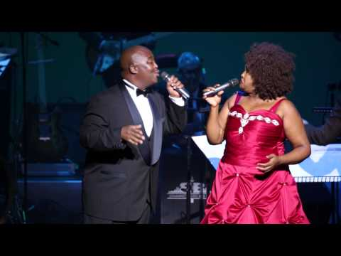 For Once in My Life - Johannesburg Big Band feat Gloria Bosman and Timothy Moloi