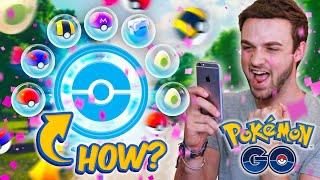 Pokemon GO - HOW TO GET *EPIC* POKESTOPS! (EGGS + RARE ITEMS)