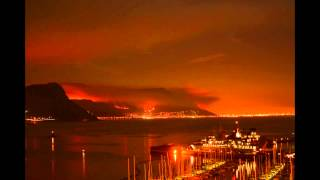 Cape Town Fire  - Time-lapse