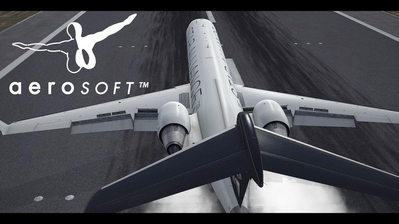 Aerosoft CRJ 700/900 X for FSX/P3D Review