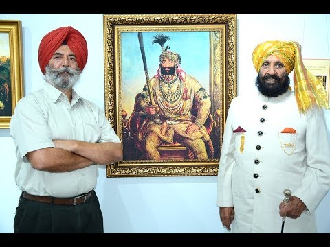 Rare Exhibition Of Sikh Art By Western Artists From Europe And Russia