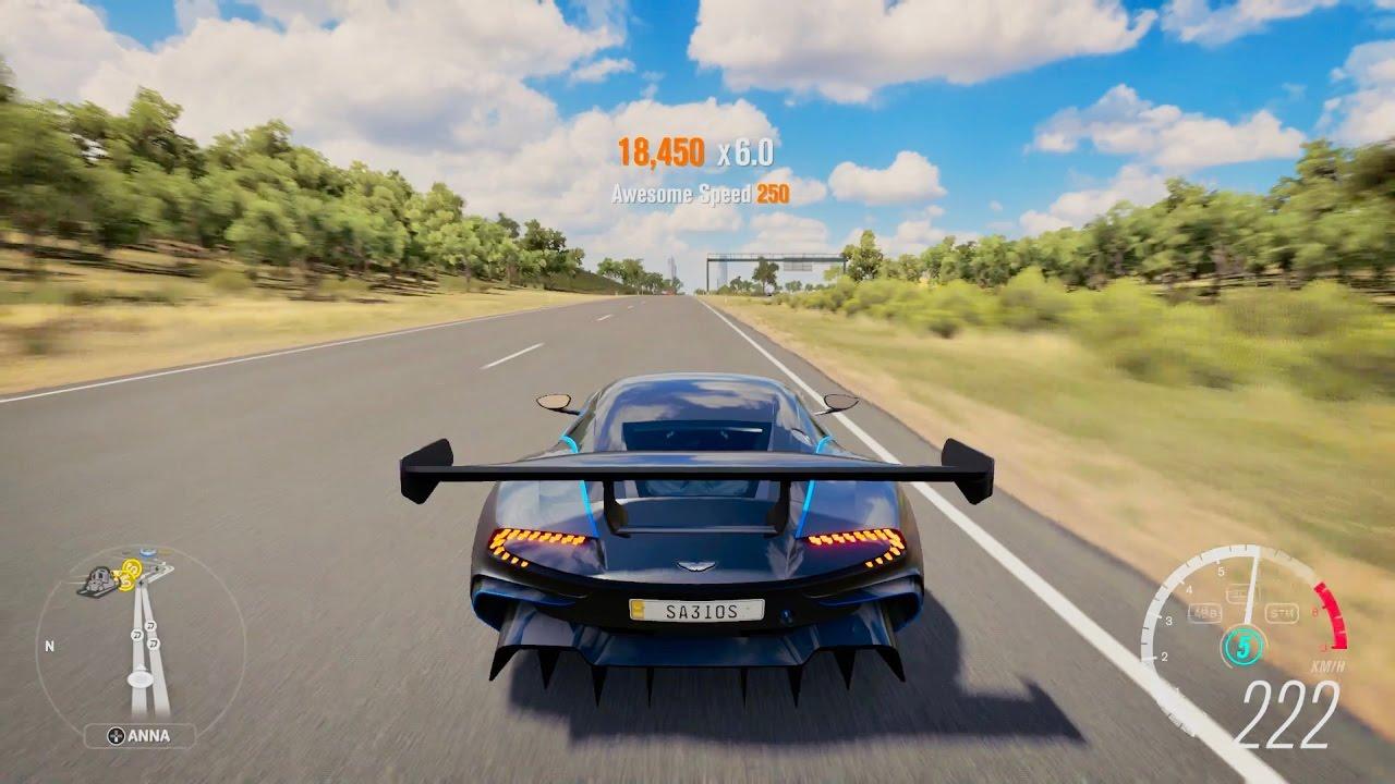 Forza Horizon 3 Aston Martin Vulcan Youtube