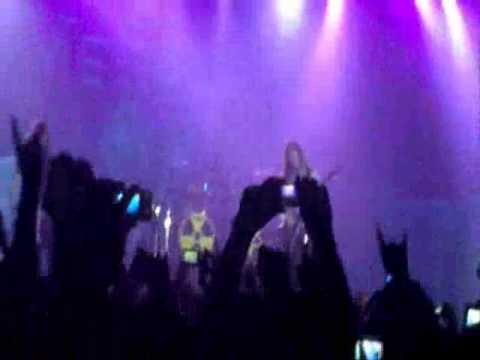 Megadeth Venezuela 2010 Trust