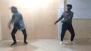 Inama diamond platnumz ft. Fally ipupa, (dance challenge)