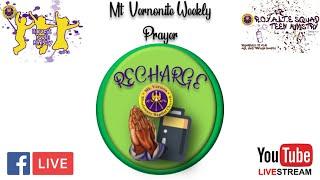 """Mt. Vernonite Weekly Recharge"" 🙏🏾🔌  YOUTH WEEK EDITION"