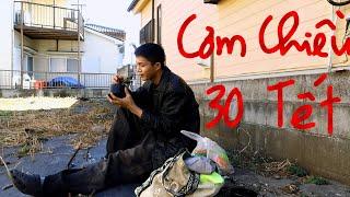 Bữa Cơm Chiều 30 Tết Của Việt Kiều Xa Quê Nơi Đất Khách ||  cuộc sống nhật