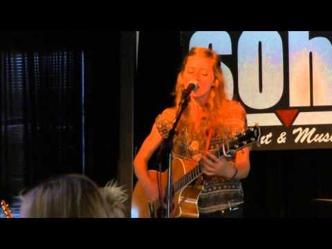 """Megan Slankard - """"Dirty Wings"""" - Soho Music Club - Santa Barbara, CA 8-3-13"""