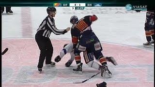 Hockeyallsvenskan 2012/13 Omgång 34: Djurgårdens IF - BIK Karlskoga