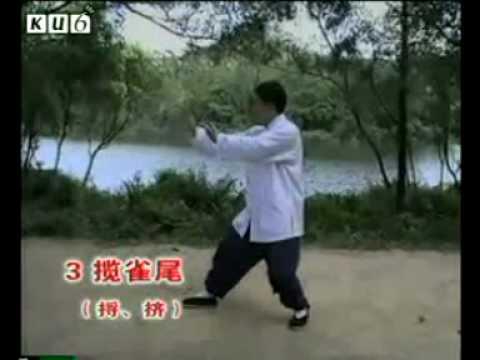 八式太極拳(8攬雀尾) | Doovi