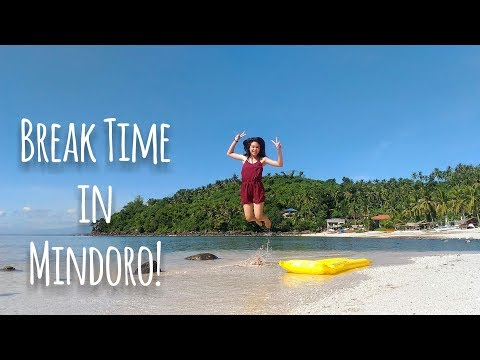 Ella's Mindoro Trip
