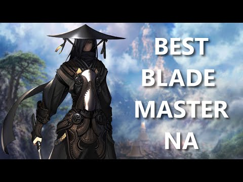 Blade and Soul: Best Blade Master NA