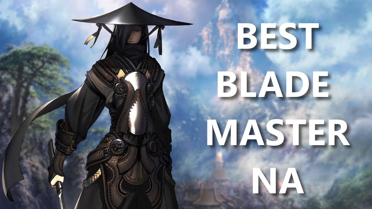 blade and soul blade master
