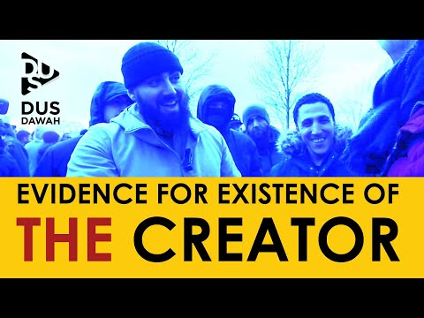 Evidence that Indicates to the Existence of The Creator | Anwar & Agnostic