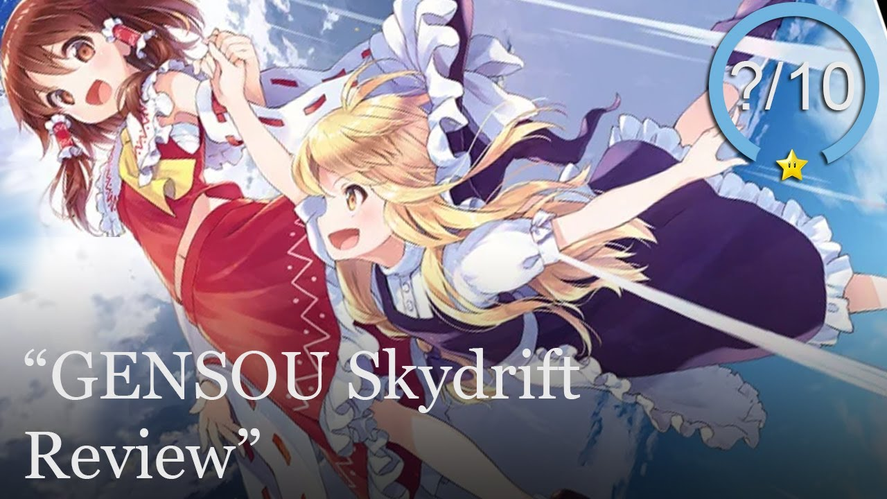 GENSOU Skydrift Review [PS4, Switch, & PC] (Video Game Video Review)