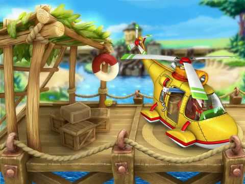 How To Download And Install And Play Farm Frenzy Gone Fishing PC GAME Download And Play