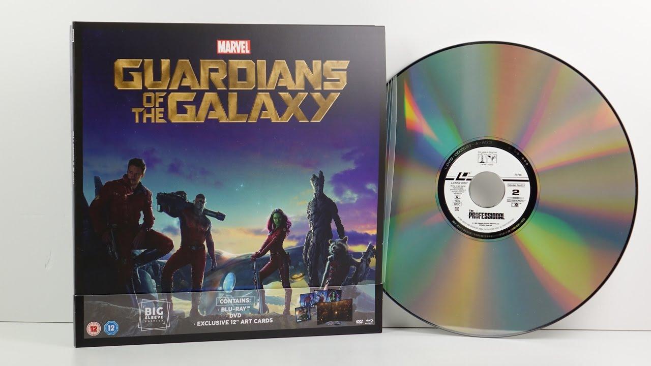 Disney Brings Back Laserdisc Sized Sleeves Youtube