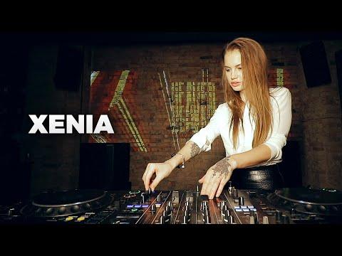 Xenia - Live @ Radio Intense Kyiv 17.03.2020 // Techno Mix
