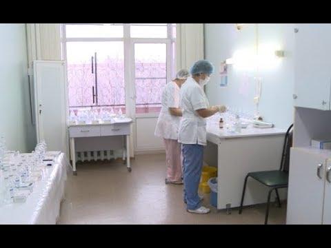 Детское инфекционное отделение в Оше закрыли на дезинфекцию  / 08.04.20 / НТС