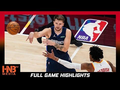 Atlanta Hawks vs Dallas Mavericks 2.10.21 | Full Highlights