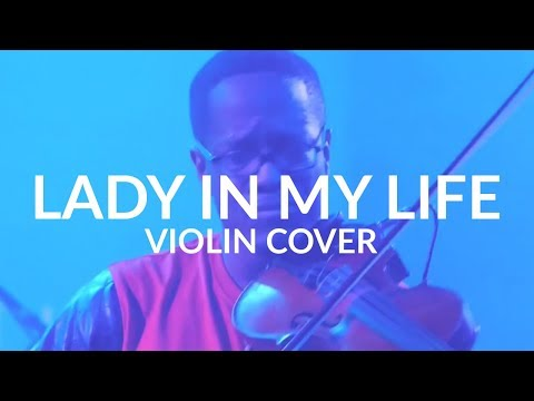 Michael Jackson - Lady In My Life (Harry Hunt Jr VIOLIN COVER)