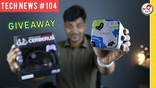 Prime 104 : Giveaway , Nubia red magic 3, Redmi K20 Pro launch…