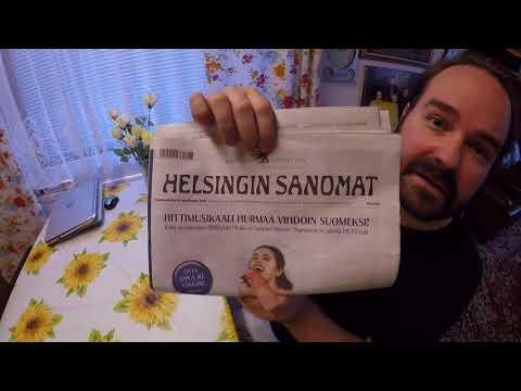 Helsingin Sanomat todistaa Jeesuksesta