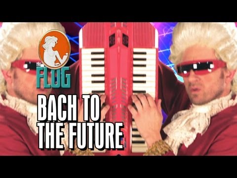 Bach To The Future  Felicia Day & Tom Lenk