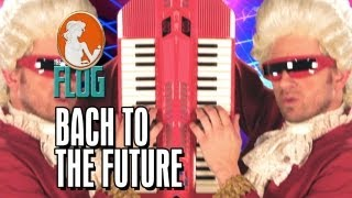 Bach To The Future - Felicia Day & Tom Lenk