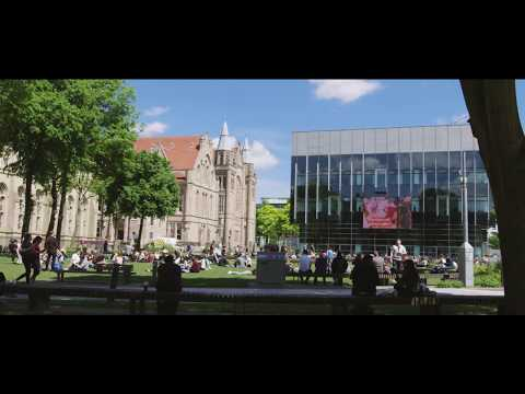 BA Architecture at The University of Manchester