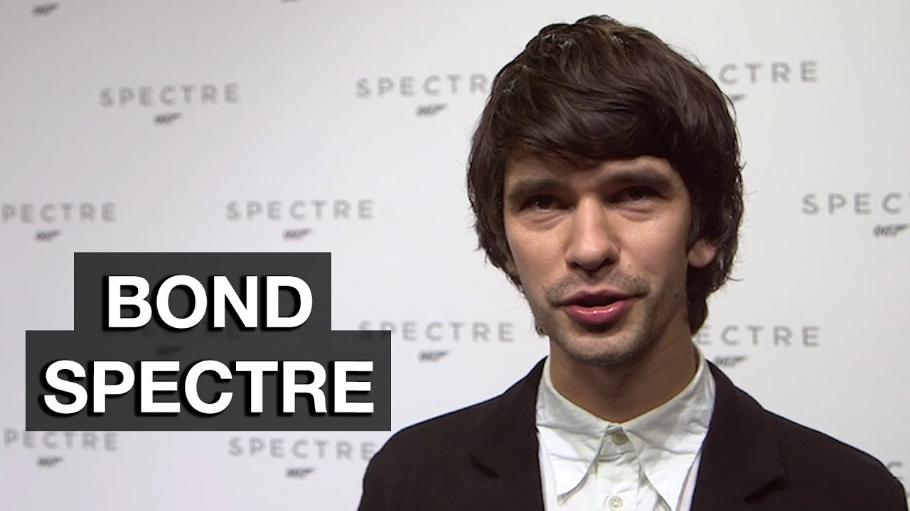 Spectre Q Interview Ben Whishaw Youtube