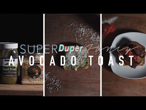 Three New Recipes for Avocado Toast!