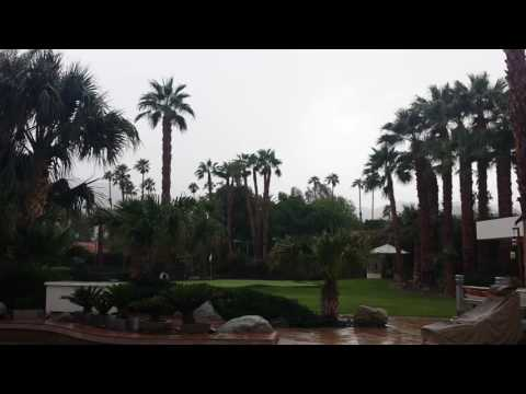 Rain Storm Rancho Mirage Jaj