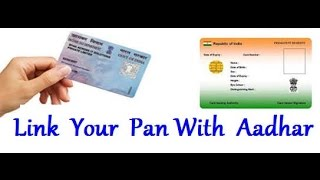 how-to-link-your-pan-card-with-aadhaar-in-e-filing-com
