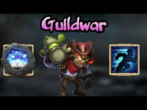 Guildwar   Top-5 Down   Quick Run   Mino Bomb   Stelath Mino   Castle Clash